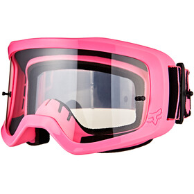 Fox Main II Race Brille pink/clear